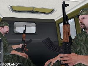 """UAZ-3972 """"Wagon"""""""
