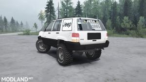 Jeep Grand Cherokee (ZJ) - Spintires: MudRunner, 2 photo