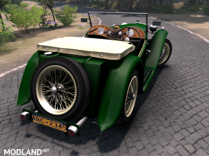 MG TC midget 48 v 1.0