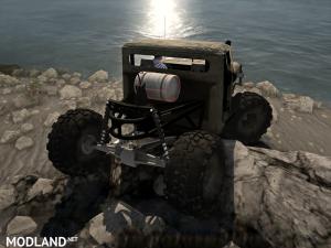 Jeep Truggy Pack version 0.1.3 (18.11.17) for Spintires: MudRunner (v07.11.17), 5 photo