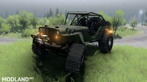 Jeep Willys v 1.0 for (v03.03.16), 2 photo