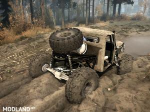 Jeep Truggy Pack version 0.1.3 (18.11.17) for Spintires: MudRunner (v07.11.17), 3 photo