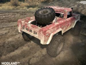 Jeep Truggy Pack version 0.1.3 (18.11.17) for Spintires: MudRunner (v07.11.17), 4 photo