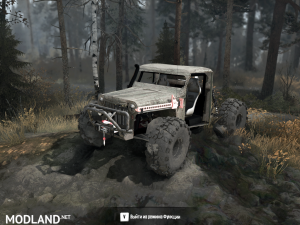 Jeep Truggy Pack for Spintires: Mudrunner, 2 photo