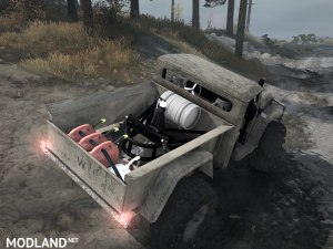 Jeep Truggy Pack for Spintires: Mudrunner, 4 photo