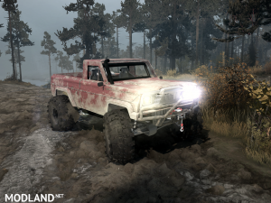 Jeep Truggy Pack for Spintires: Mudrunner, 3 photo