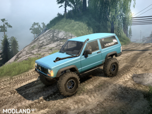 Jeep XJ Nissan Turbo Diesel 1990 version 07.12.17 (v30.11.17)