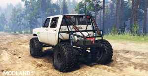 Chevrolet K30 Crawler for Spin Tires