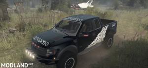 Ford Raptor F150 Pick-up v1.0 - Spintires: MudRunner , 6 photo