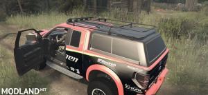 Ford Raptor F150 Pick-up v1.0 - Spintires: MudRunner , 7 photo