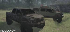 Ford Raptor v1.0 - Spintires: MudRunner , 1 photo