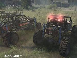 Mantis Crawler v11.11.17 - Spintires: MudRunner , 1 photo
