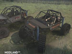 Mantis Crawler v11.11.17 - Spintires: MudRunner , 2 photo
