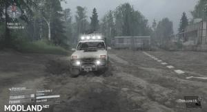 """NIVA-2329 """"SCOUT"""" FOR SPINTIRES: MUDRUNNER, 1 photo"""