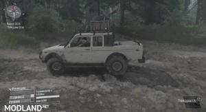 """NIVA-2329 """"SCOUT"""" FOR SPINTIRES: MUDRUNNER, 2 photo"""