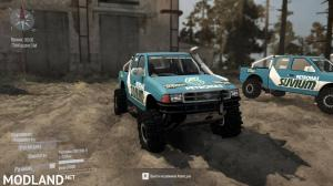 FORD 4X4 FOR SPINTIRES: MUDRUNNER, 1 photo