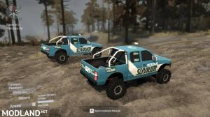 FORD 4X4 FOR SPINTIRES: MUDRUNNER, 2 photo