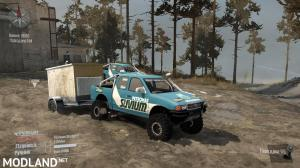 FORD 4X4 FOR SPINTIRES: MUDRUNNER, 3 photo