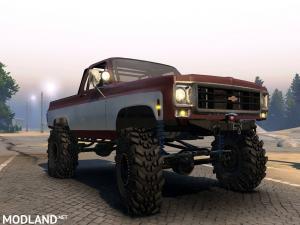 Chevy K5 Blazer, 1 photo