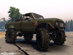 Chevy K10, 3 photo