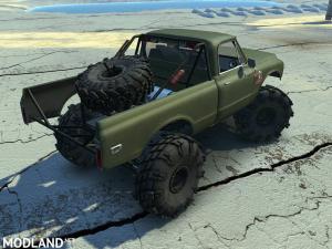 Chevy K10, 4 photo