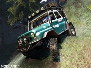 UAZ-31514 version 05.06.17, 1 photo