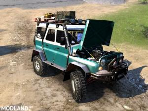 UAZ-31514 version 05.06.17, 4 photo