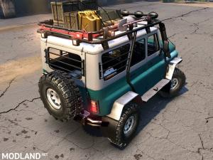 UAZ-31514 version 05.06.17, 2 photo
