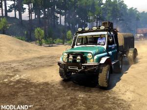 UAZ-31514 version 05.06.17, 5 photo