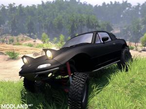 Miata 4x4 Conversion 1997