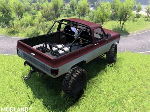 Chevy K5 Blazer version 16.06.17, 1 photo