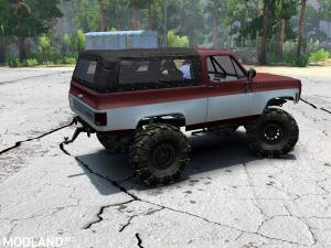 Chevy K5 Blazer version 16.06.17, 3 photo