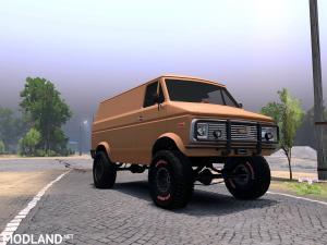 Chevy G10 Van 1975, 4 photo