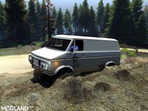 Chevy G10 Van 1975, 5 photo