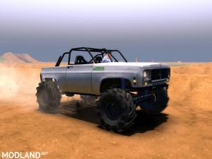 Chevy K5 Crawler, 2 photo