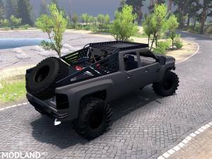 Zeus 2012 Chevy 2500, 2 photo