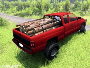 Dodge Ram 2500 Ext Cab 2000 version 17.07.17, 3 photo