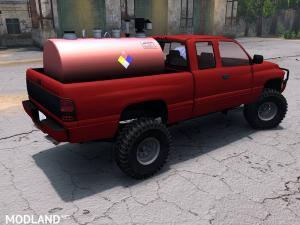 Dodge Ram 2500 Ext Cab 2000 version 17.07.17, 2 photo