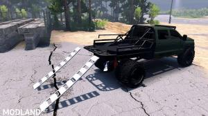Chevy 3500 UTV hauler 2016, 3 photo