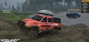 """UAZ Pack """"SymbiR"""" - Spintires: MudRunner, 4 photo"""