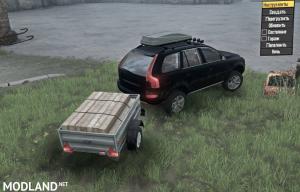 Volvo XC90 2009 V1.0 - Spintires: MudRunner , 4 photo