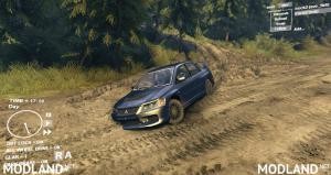 Mitsubishi  Lancer Evolution for SpinTires