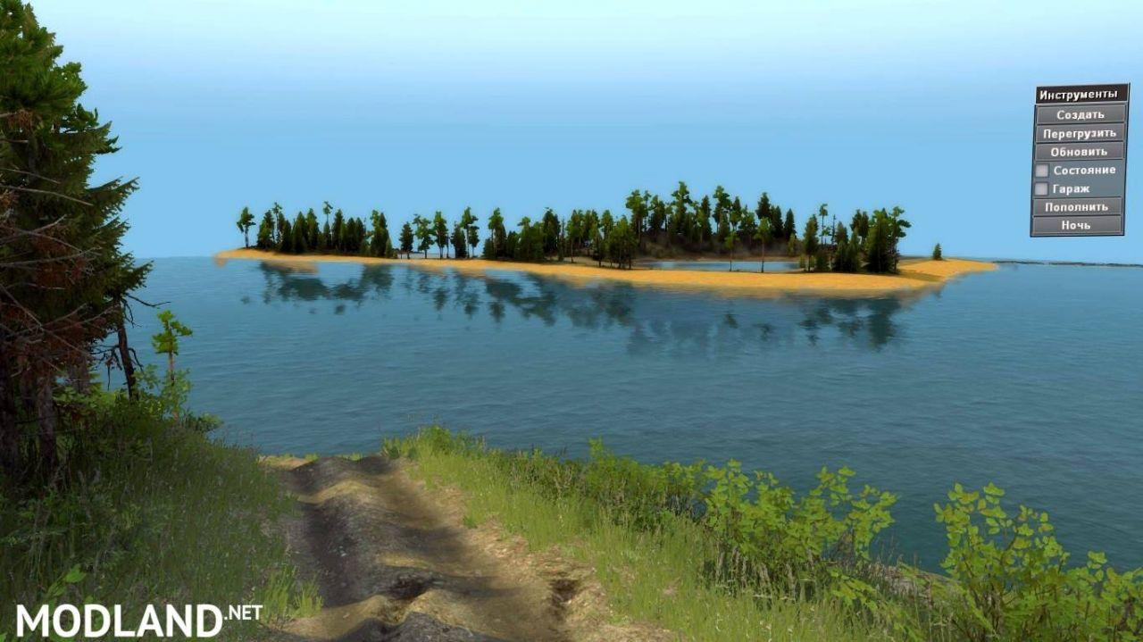 MAP WATERFALL
