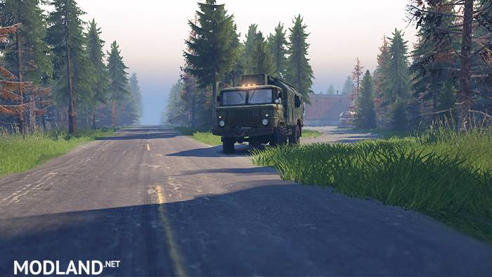 OFF-Road Map – SpinTires 03.03.16