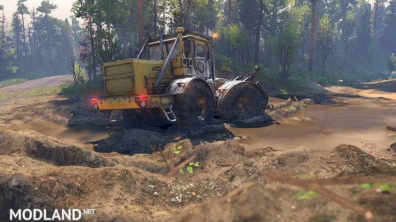 Level 32×32 Map – SpinTires 03.03.16