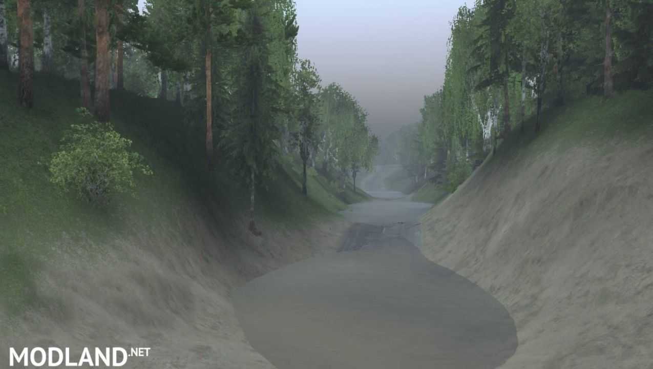 Jacinto's Gorges for Spintires