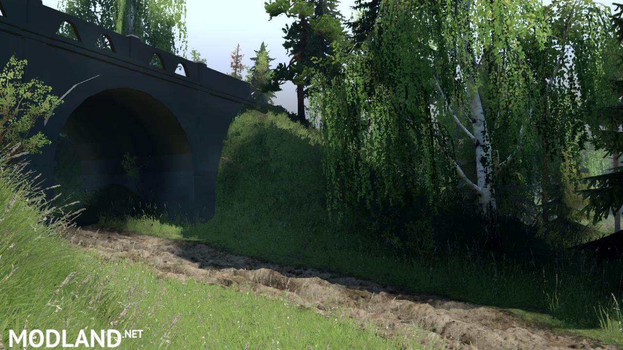 """The map """"Ural-375"""" v 1.0 for (v03.03.16)"""