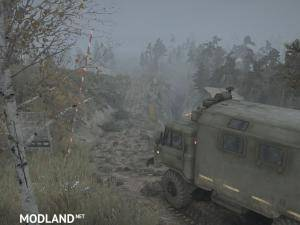 Whirlpool Map v1.0 - Spintires: MudRunner