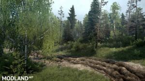 "Map ""Hell Forest"" version 06.12.17 for Spintires: MudRunner (v07.11.17), 2 photo"