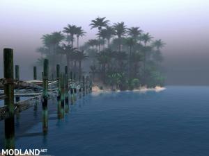 "Map ""Paradise"" version v 1.0, 1 photo"